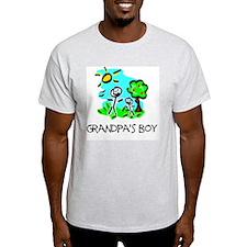 grandpas boy stick figure T-Shirt