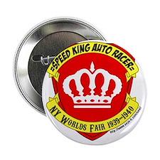 """Speed King Auto Racer.gif 2.25"""" Button"""