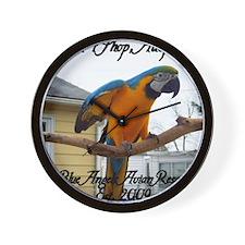 Dont shop adopt-pluto Wall Clock