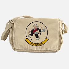 11th_bomb Messenger Bag