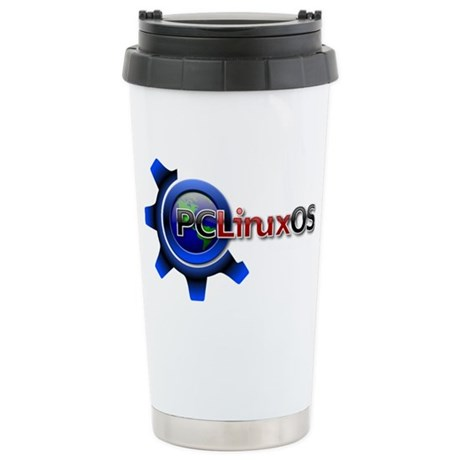 0088-pclosarchie Stainless Steel Travel Mug