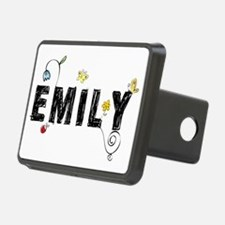 Emily Floral Hitch Cover