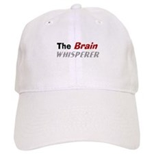 The Brain Whisperer Baseball Baseball Cap