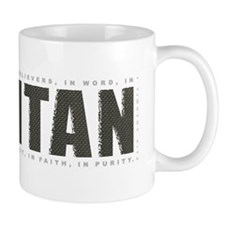 Label_Puritan_1tim4_black Mug