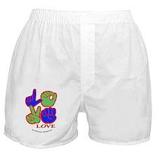 loveLettersBbt Boxer Shorts