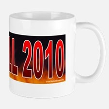 NY HALL Mug
