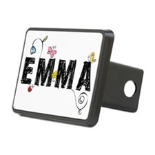Emma Floral Hitch Cover