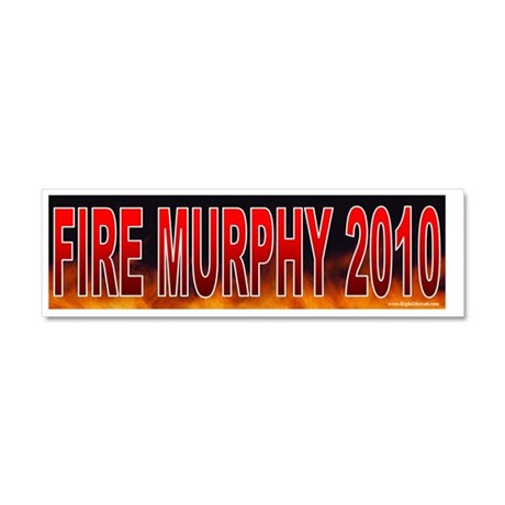 PA MURPHY Car Magnet 10 x 3