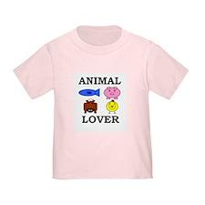 Animal Lover T