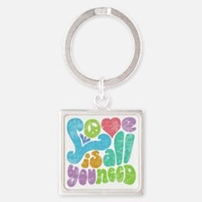 love-need2-T Square Keychain