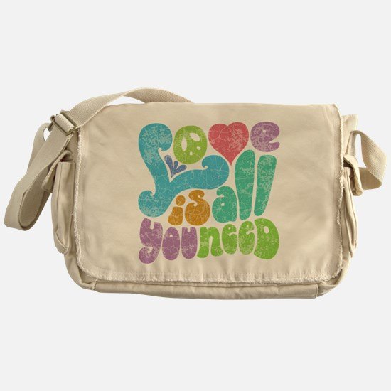 love-need2-T Messenger Bag