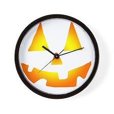 Jacko Face Wall Clock