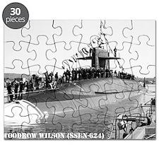 w wilson postcard Puzzle