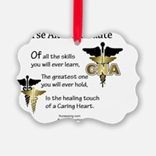 CNA-grad-pm Ornament