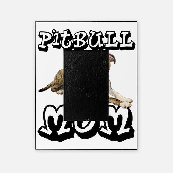 PitBullMOM_Tigger Picture Frame