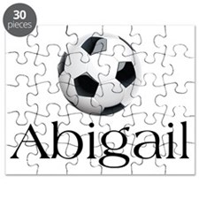 Abigail soccer Puzzle