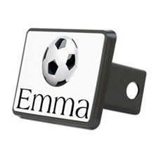 Emma Soccer Hitch Cover