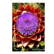 artichokeART2lrgest Postcards (Package of 8)