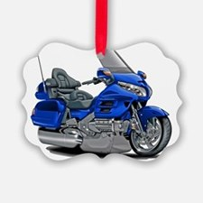 Goldwing Blue Bike Ornament