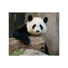 panda3 Throw Blanket
