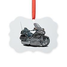 Goldwing Grey Bike Ornament