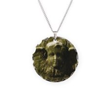 Gravestone art #2 Necklace