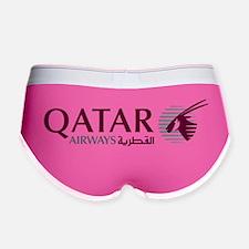 2000px-Qatar_Airways_Logo Women's Boy Brief