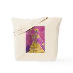 Skeletal Flamenco/Hombre Tote Bag