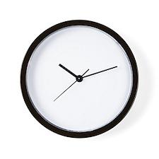 Dharma Yin Yang -dk Wall Clock