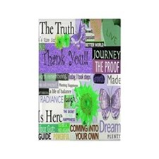 2-thanks5x8journal Rectangle Magnet