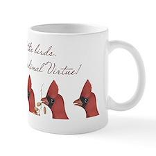 cardinal cafepress 10x10 apparel Mug