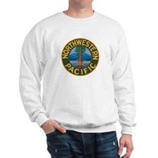 Northwestern Pacific Railroad Sweatshirt