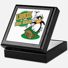 LHS Logo Keepsake Box