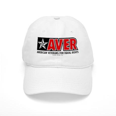 AVER-vector-t-white Cap