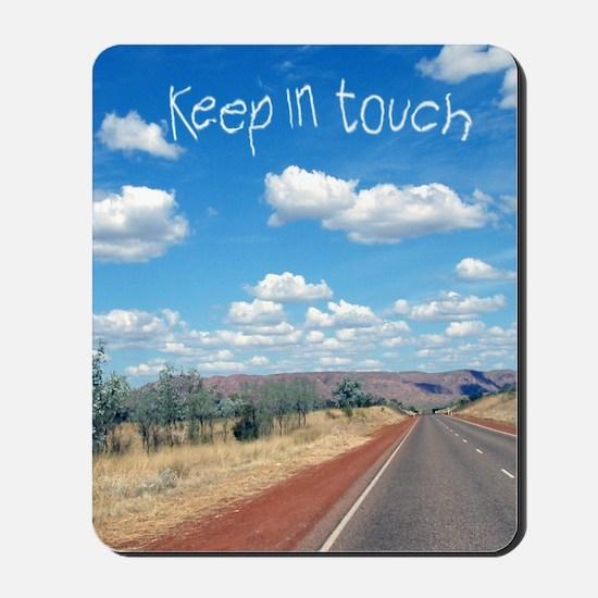 openroad_11x17_print Mousepad