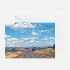 openroad_208_H_F Greeting Card