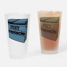 punyreceptaclecolor Drinking Glass