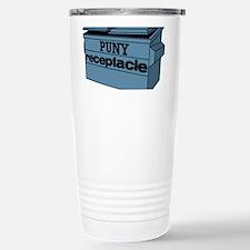 punyreceptaclecolor Stainless Steel Travel Mug