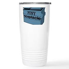 punyreceptaclecolor Travel Mug
