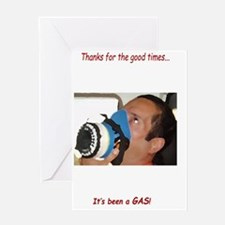 itsagas[9x12_print] Greeting Card