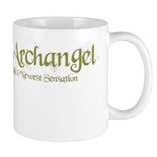 2-ride the archangel Mug