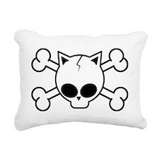 catskull-cp1 Rectangular Canvas Pillow