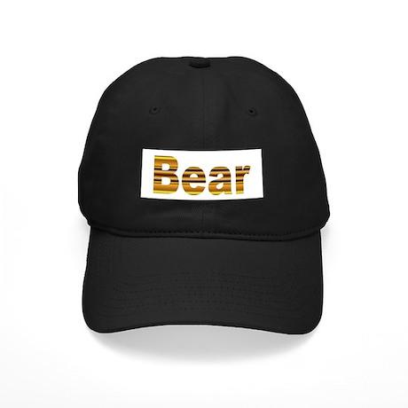 Black Cap - Bear2