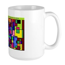 LIVE UR LIFE IN COLOR2 Mug