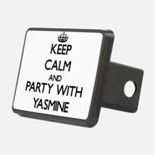 Keep Calm and Party with Yasmine Hitch Cover