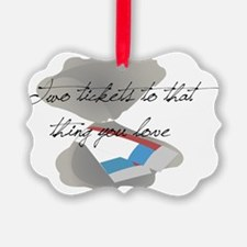 oldspicetwoticketsyoulove Ornament