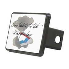 oldspicetwoticketsyoulove Rectangular Hitch Cover