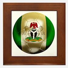 2-Nigeria World Cup 2 Framed Tile