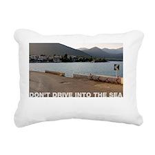 SEAwh Rectangular Canvas Pillow