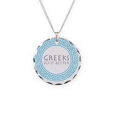 greeks do it better Necklace
